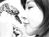村庄无故涌现300多条怪蛇(组图)