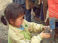 灾区直击:贵州省纳雍县厍东关乡