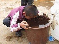 灾区的一天:云南省陆良县芳华镇
