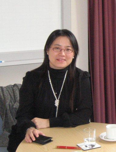 2010年英国十大杰出华人青年候选人李婧媛