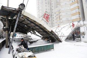 全国各地倒春寒 哈尔滨遭遇50年来最大降雪