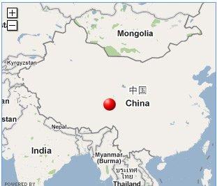 组图:青海省玉树县发生7.1级地震