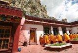 玉树县的寺庙