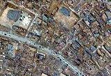 玉树震区航空遥感图像