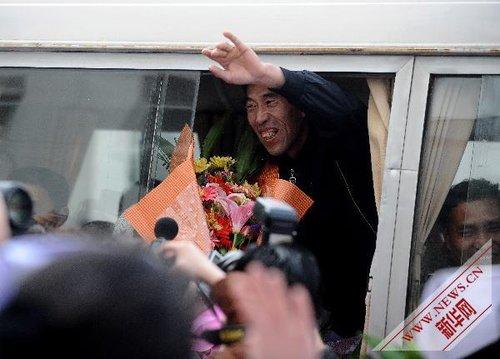 王家岭煤矿透水事故获救工人已有过半数康复出院