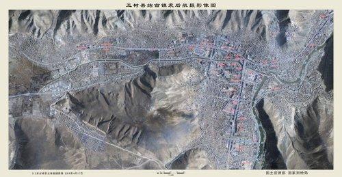 国家测绘局发布玉树最新高清地图(图)