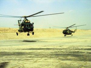 记者随直升机送伤员 航拍震后玉树景象(组图)