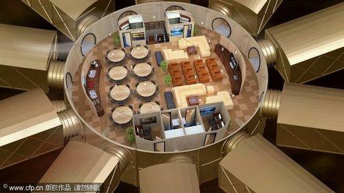 (转载)美国实业家建造地堡可抗10级地震和核攻击 - 妮子 - 妮