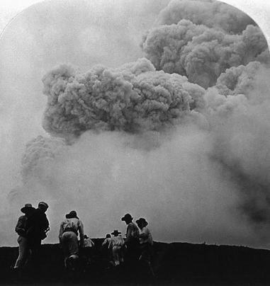 时代周刊:史上十大最剧烈火山喷发[组图]