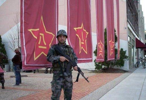 美军已将解放军列为假想敌 寻找多种对抗手段