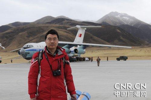 中广军事记者孙利抗震手记:为玉树而战(图)