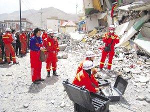 专家完成玉树震害灾情评估 报告将提交中央