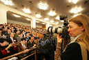 外国记者聚焦大会