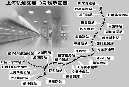上海地铁列车开错方向 运营方称信号故障所致