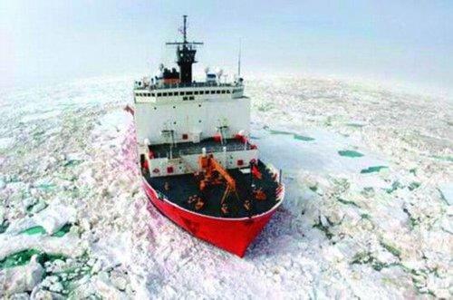 专家称北极争夺战日益激烈 中国不会袖手旁观