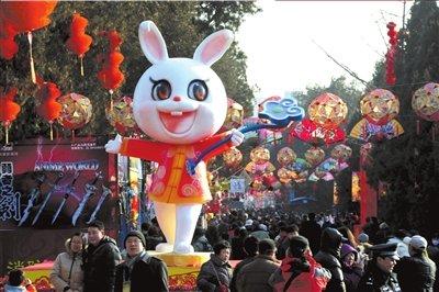 北京12大庙会接待400万人次 吃喝玩乐基本雷同