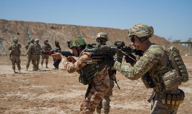 美防长:即使IS最终被击溃 美军也将留在伊拉克