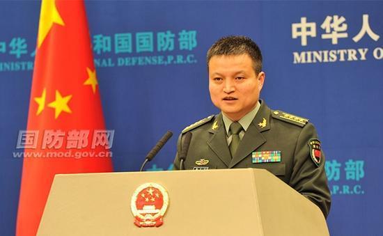 国防部回应为何重新调整划设五大战区