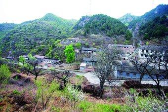 昌平沙岭村被列入搬迁范围 25户将集体搬家