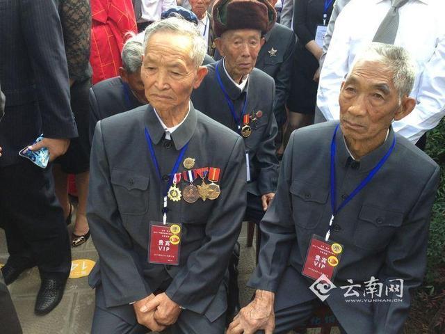 中国远征军阵亡将士部分遗骸归葬云南