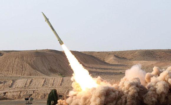 伊朗射多枚导弹打击叙恐怖分子 回应德黑兰暴行