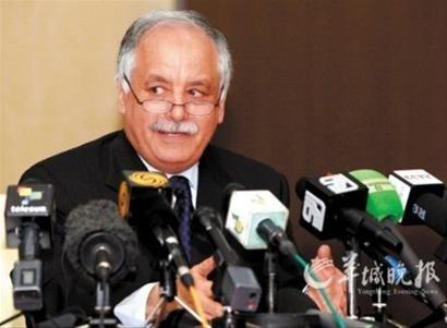 利前总理被突尼斯政府拘禁 绝食入院表抗议