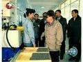 视频:朝媒报道金正日视察工厂并作出经济指示