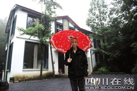 都江堰彭州交界5.0级地震 重建房安然无恙