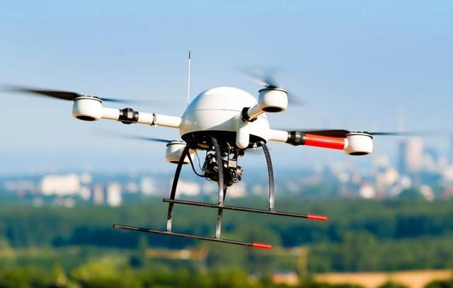 中国智造新高度 无人机领域中国领衔全球