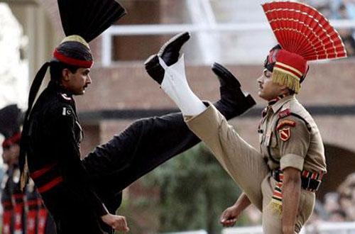 印巴边境地区再次爆发冲突