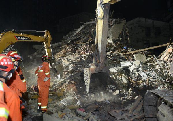 美媒谈温州自建房倒塌:不加强监管悲剧会重演