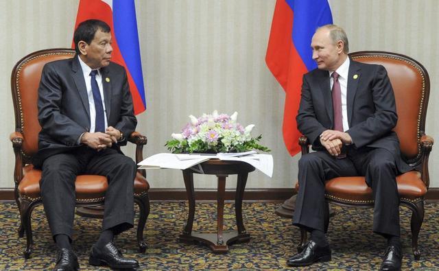 菲总统称某大国强迫菲参加中东战争 撤军后遭报复