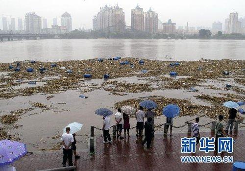 吉林市恢复正常供水