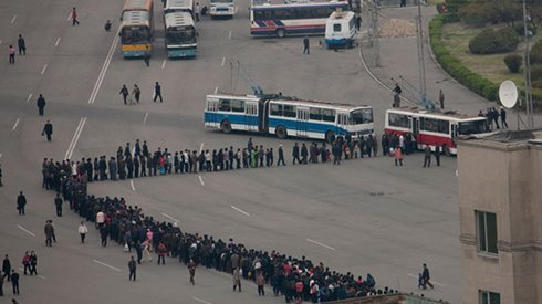 被朝鲜永久禁止入境的摄影师,在朝鲜都拍了什么?