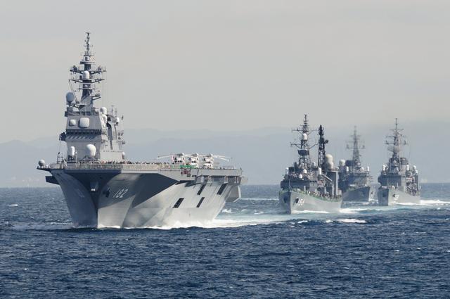 海军少将:钓鱼岛必有争端 日本已无力对抗中国