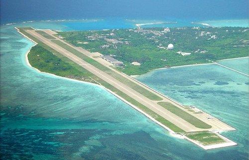 外媒:中国或在永兴岛建导弹基地 加强南海控制