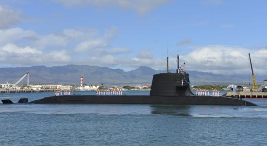 日本苍龙级潜艇