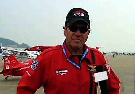 专访红鹰飞行队驾驶员