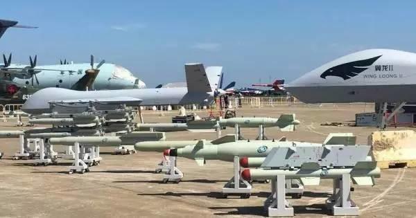 中国实现67架无人机集群飞行 破美军保持纪录
