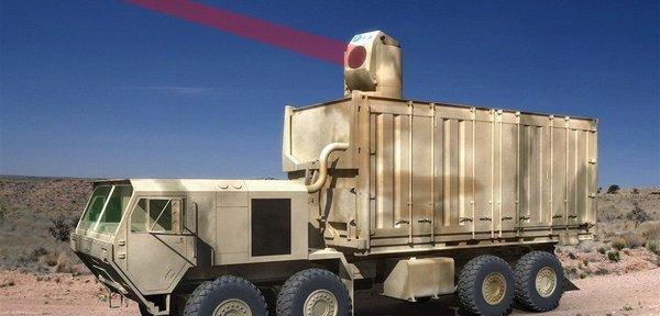美媒:美国陆军获得创世界纪录的60千瓦级激光器