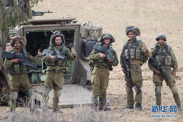 """以军称打死4名与""""伊斯兰国""""相关联武装职员"""
