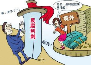 中国反腐国际合作十年:多途径打击腐败官员外