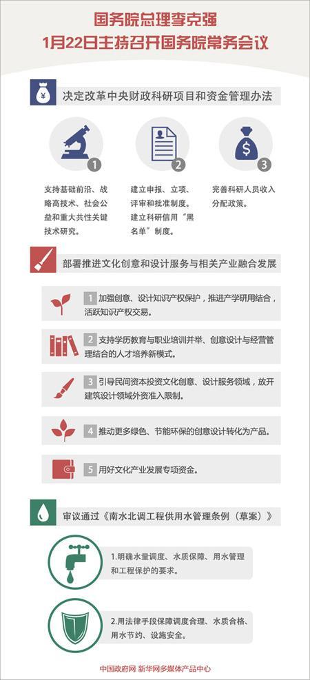 """李克强:财政科研资金要""""用到刀刃上"""""""