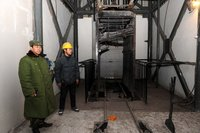 高清组图:河南渑池煤矿瓦斯爆炸