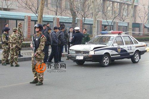 山东泰安歹徒枪击警察致2名民警1名协警身亡