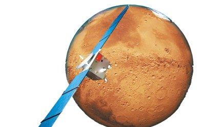 揭秘中国火星探测器萤火一号 将飞行3.5亿公里