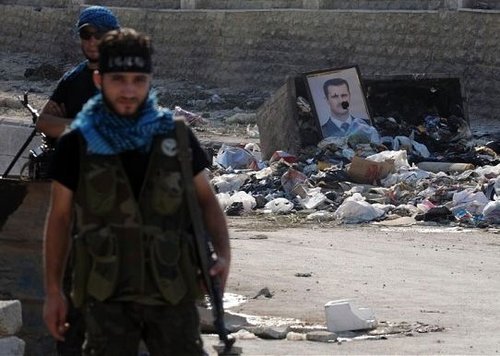 中东三国在土耳其设秘密基地暗助叙反对派
