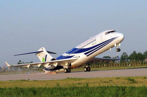 ARJ-21完成最高难度试飞 首架生产型开始总装