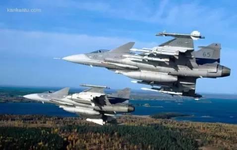 三角翼飞机普遍的外挂能力不足