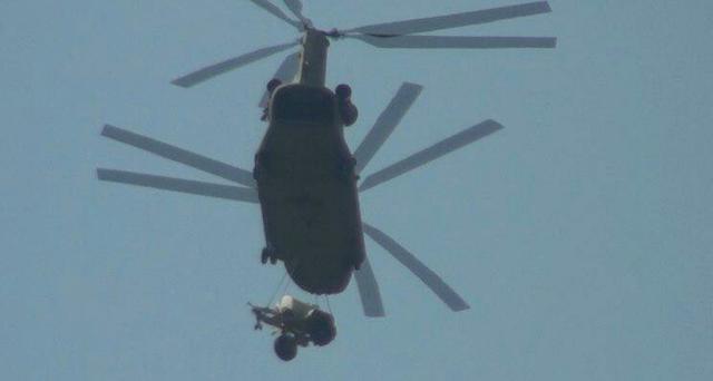 美国军车开进萨德部署地 韩国居民誓死阻拦致2伤
